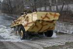 Transportor amfibiu blindat (TBT 8x8)