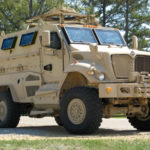 Mine Resistant Ambush Protected (MRAP) Armored Vehicles