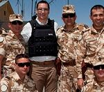 Ponta in Afganistan