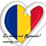Ziua Nationala a Romaniei. La Multi Ani Romania! La multi ani romanilor de pretutindeni!