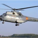 Locotenent-comandor Petru Pricop, ranit in accidentul aviatic de la Bacau, a fost externat din SCUUMC