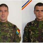 Ordine de avansare la gradul de sublocotenent post-mortem a plutonierului Adrian Postelnicu şi a maistrului militar clasa a III-a Vasile Claudiu Popa