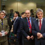 Consiliul de Afaceri Externe în formatul miniştrilor apărării, desfăşurat la Bruxelles