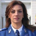 Cea mai frumoasa femeie in uniforma este romanca