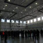 Hangar mentenanţă aeronave C-130 Hercules si simulator pentru Spartan în cazarma Bazei Otopeni
