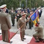 """Colonelul Nicolae Tonu a preluat comanda Brigazii 15 Mecanizate """"Podu Inalt"""""""