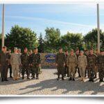 Seful SMFT la exercţiul multinaţional Combined Resolve II – Ziua Distinşilor Vizitatori