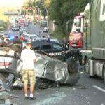 Militari decedati intr-un accident auto