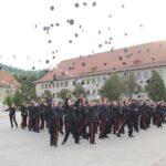 Absolvire liceu militar Foto: Facebook.com
